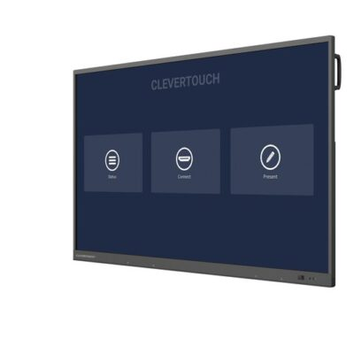 Clevertouch UX86 Pro 4k-All-in-One Touch inkl. Lift und Case