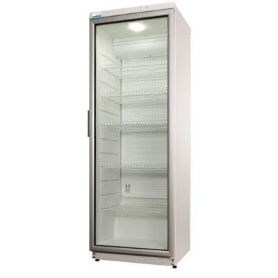 Cool-Line Kühlschrank CD350 LED (Umluft, Glastüre,LED)