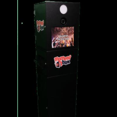Fotobox - Momentbox - mit Sofortdruck