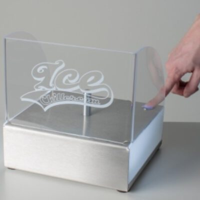 Ice Chiller CO² - Glasfroster