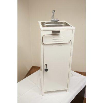 Kleine Hygieneeinheit, Handwaschbecken