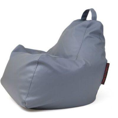 Loungebag - Play Sessel - Stoff Outside Grau