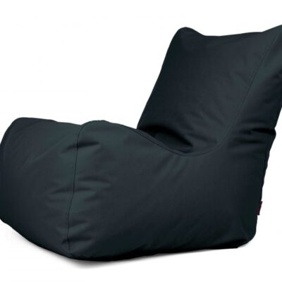 Loungebag - Seat Sessel - Stoff OX Schwarz