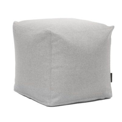Loungebag - Sitzwürfel UP! - Stoff Riviera Grau