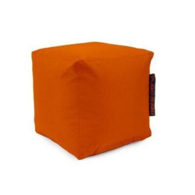 Loungebag - Sitzwürfel UP! - Stoff Ox Orange