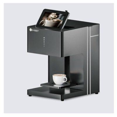 Milchschaumdrucker - für Kaffeeprodukte