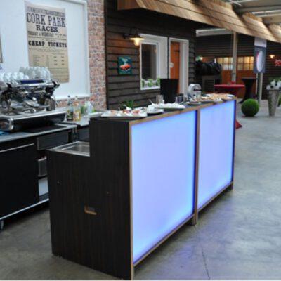 Mobile Cocktailbar - Eventhandwerker - RGB LED