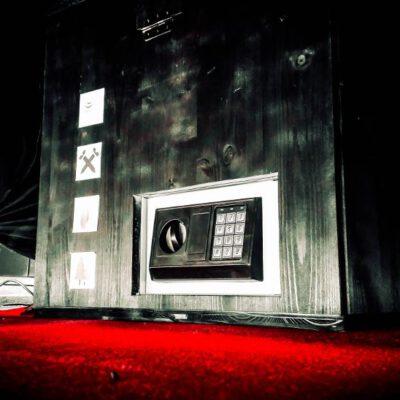 "Mobiler Escape Room - Rätselbox  ""Cloubox"""