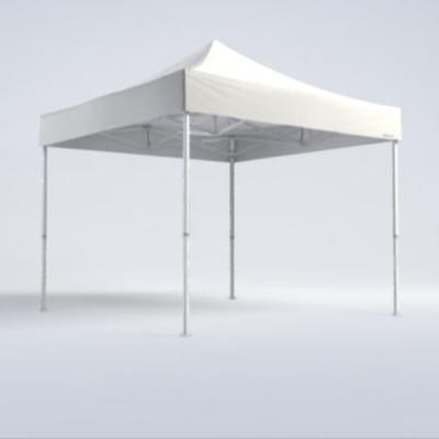 Pavillon - 3m x 3m - weiß - Mastertent