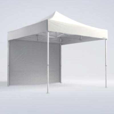 Pavillon - Seitenwand 3m - weiß - Mastertent