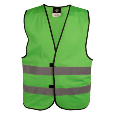 Sicherheitsweste - grün