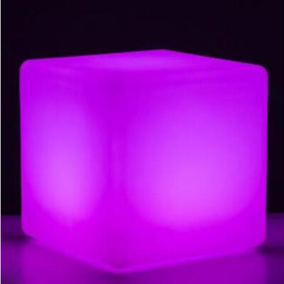 Sitzwürfel / Tisch LED Akku