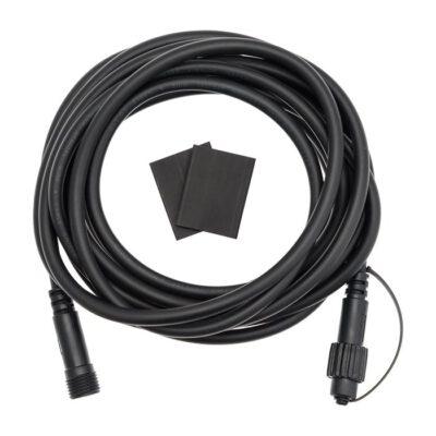 VINTAGE LED PRO Verlängerungskabel 5 m, schwarz - Für Lichterkette